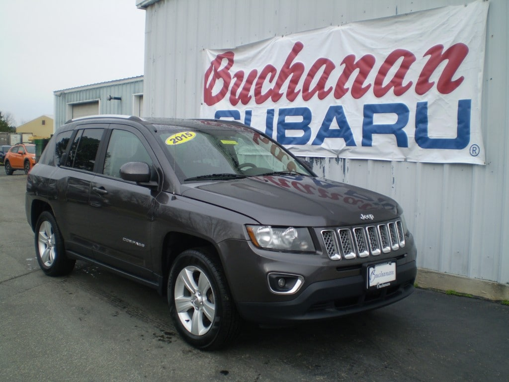Featured Pre-Owned 2015 Jeep Compass High Altitude Edition 4x4 High Altitude Edition  SUV for sale in Pocomoke City, MD