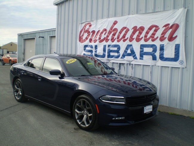 Used 2015 Dodge Charger 4DR SDN SXT RWD SXT  Sedan for sale in Pocomoke, MD