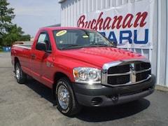 Used 2008 Dodge Ram 2500 2WD REG CAB 140.5  ST 4x2 ST  Regular Cab 8 ft. LB Pickup 3D7KR26A98G166007 for sale in Pocomoke, MD