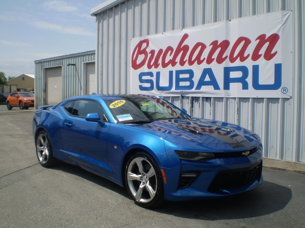 Used 2016 Chevrolet Camaro For Sale In Pocomoke City Md Vin 1g1fh1r78g0177813 Stock S3360 Near Snow Hill Girdletree Crisifield And Marion