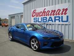 Used 2016 Chevrolet Camaro 2DR CPE SS W/2SS SS  Coupe w/2SS 1G1FH1R78G0177813 for sale in Pocomoke, MD