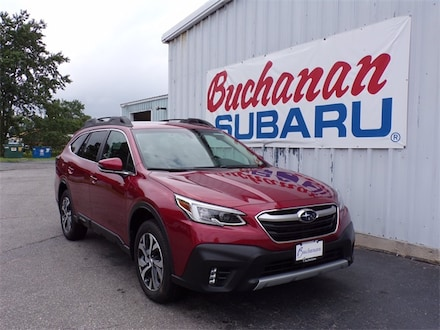 Featured New 2020 Subaru Outback Limited SUV for sale in Pocomoke City, MD