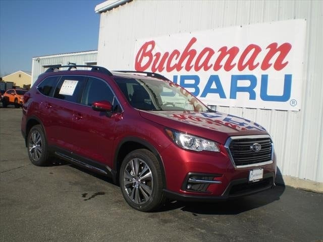 Featured New 2020 Subaru Ascent Limited 7-Passenger SUV for sale in Pocomoke City, MD