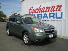 Certified Pre-Owned 2016 Subaru Forester 4DR CVT 2.5I Limited Pzev AWD 2.5i Limited  Wagon JF2SJAHC1GH486731 for sale in Pocomoke City, MD