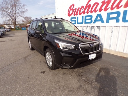 Featured New 2021 Subaru Forester Base Trim Level SUV for sale in Pocomoke City, MD