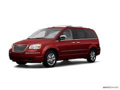 Used 2008 Chrysler Town & Country 4DR WGN Limited Limited  Mini-Van 2A8HR64X98R133322 for sale in Pocomoke, MD