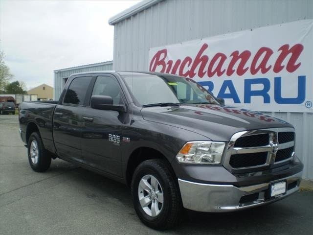 Featured Pre-Owned 2019 Ram 1500 Classic SLT Truck for sale in Pocomoke City, MD