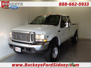 2003 Ford F-250 Truck Super Cab