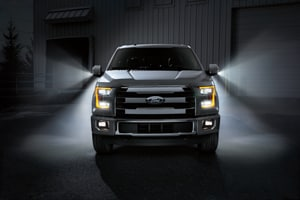 2016 Ford F-150 Side LED Lights