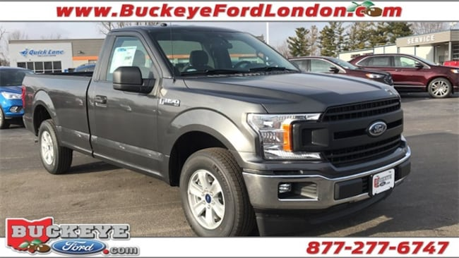 New 2019 Ford F-150 XL Truck for sale in London, OH