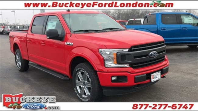 New 2019 Ford F-150 XLT Truck for sale in London, OH