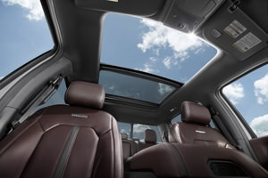 2016 Ford F-150 Moon Roof