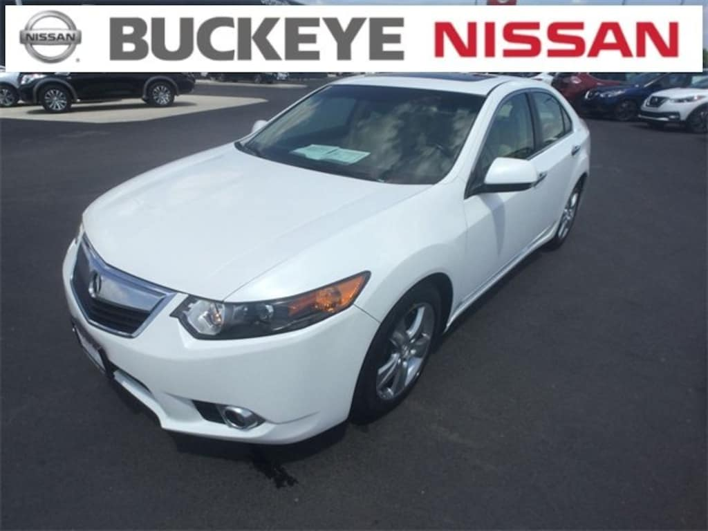 Acura Tsx For Sale >> Used 2012 Acura Tsx For Sale At Buckeye Nissan Vin