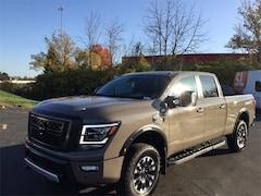 2021 Nissan Titan XD PRO-4X Truck Crew Cab