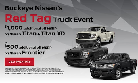 May Red Tag Truck Event