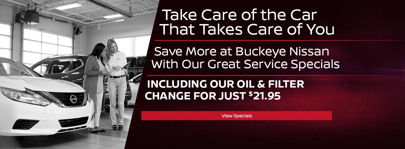 Hilliard Buckeye Nissan | New & Used Nissan Cars