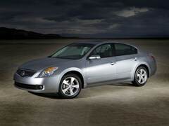 2007 Nissan Altima 2.5 Sedan
