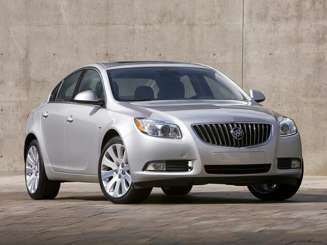 2013 Buick Regal Turbo - Premium Sedan