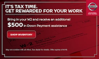 Tax Time Offer