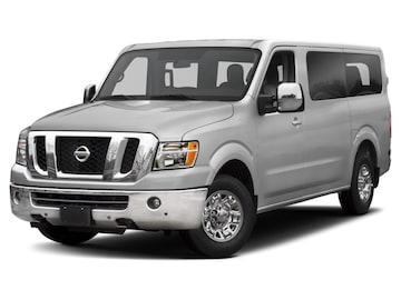 2019 Nissan NV Passenger NV3500 HD Van