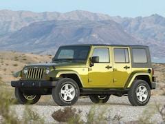 2007 Jeep Wrangler Unlimited Rubicon SUV