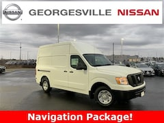 2020 Nissan NV Cargo NV2500 HD SV V6 Van High Roof Cargo Van