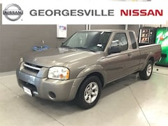 2004 Nissan Frontier Truck King Cab