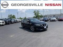 2019 Nissan Maxima 3.5 Platinum Sedan