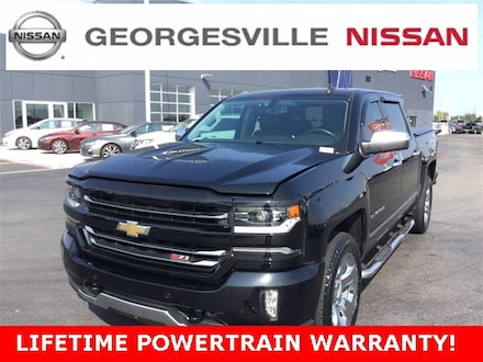 2018 Chevrolet Silverado 1500 LTZ w/2LZ Truck Crew Cab