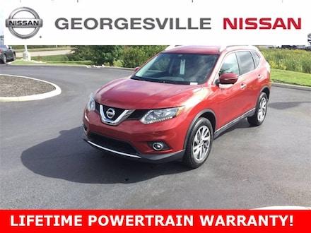 2015 Nissan Rogue SL SUV