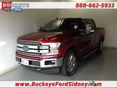2018 Ford F-150 Lariat Truck for sale in SIdney, OH