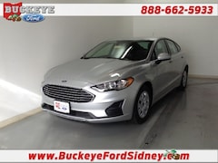 2019 Ford Fusion S Sedan for sale in SIdney, OH