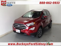 New Fords 2018 Ford EcoSport SE SUV for sale in London, OH