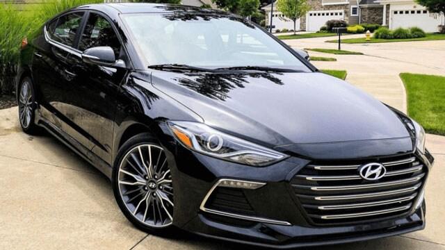Bud Clary Auburn >> 2019 Hyundai Elantra For Sale In Auburn | Bud Clary Auburn ...