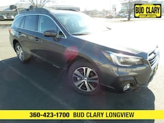 New  2019 Subaru Outback 2.5i Limited SUV 4S4BSANC5K3291362 for Sale in Longview WA