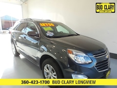 Pre-Owned 2017 Chevrolet Equinox LT SUV 2GNALCEKXH6117750 For Sale in Longview | Bud Clary Subaru