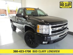 2011 Chevrolet Silverado 1500 LT Truck Regular Cab 1GCNKSE0XBZ292937 For Sale in Longview | Bud Clary Subaru