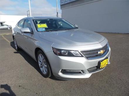 Featured Used 2018 Chevrolet Impala LT Sedan 2G1105SA2J9168732 for Sale near Kelso, WA
