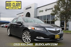 Bargain Used 2014 Acura RLX RLX with Technology Package Sedan JH4KC1F56EC003921 for Sale in Longview WA