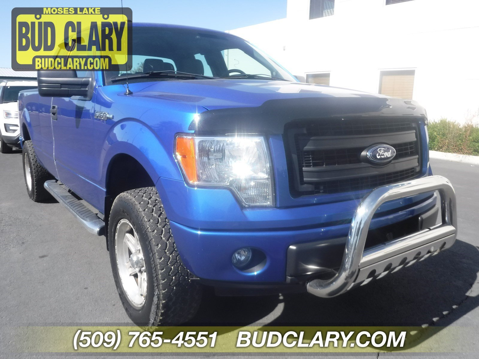 Featured Used 2014 Ford F-150 Truck SuperCab Styleside 1FTFX1EF5EFA94017 for Sale near Kelso, WA