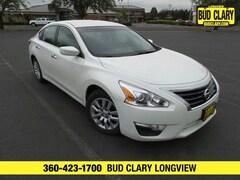 Bargain Used 2013 Nissan Altima 2.5 S Sedan 1N4AL3AP4DC206120 for Sale in Longview WA