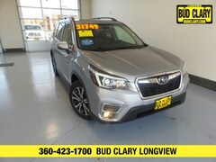 2019 Subaru Forester Limited SUV JF2SKAUC9KH560960 For Sale in Longview | Bud Clary Subaru