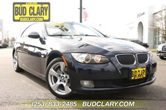 Bargain Used 2007 BMW 328xi Coupe WBAWV53527PW24445 for Sale in Longview WA