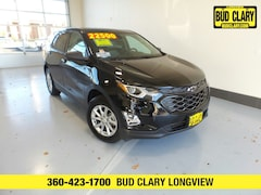 Pre-Owned 2019 Chevrolet Equinox LS SUV 2GNAXSEV6K6231972 For Sale in Longview | Bud Clary Subaru