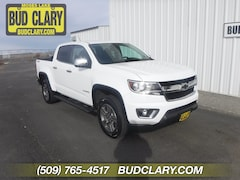 Used 2016 Chevrolet Colorado LT Truck Crew Cab 1GCGTCE38G1135449 For Sale in Longview | Bud Clary Subaru