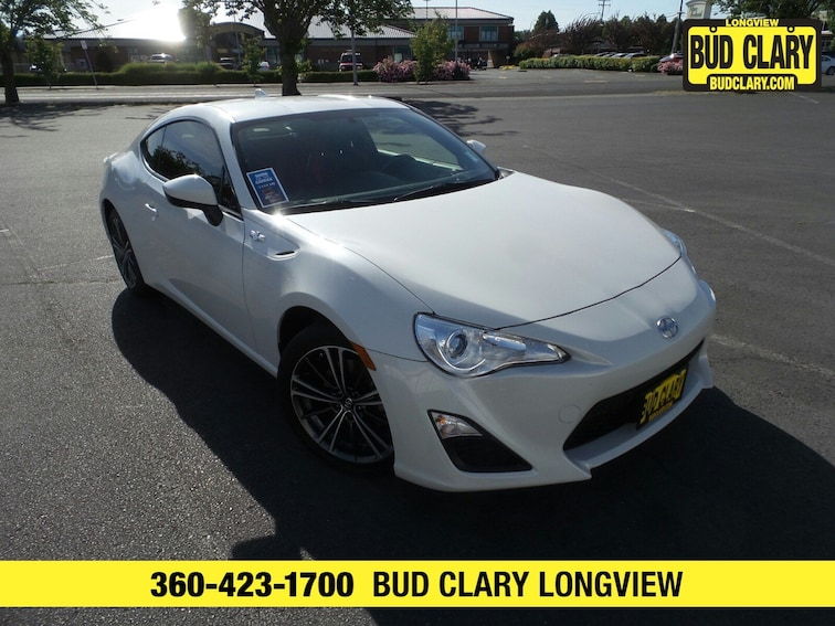 DYNAMIC_PREF_LABEL_AUTO_USED_DETAILS_INVENTORY_DETAIL1_ALTATTRIBUTEBEFORE 2016 Scion FR-S Coupe JF1ZNAA1XG8708599 in Longview, WA