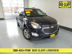 Pre-Owned 2016 Chevrolet Equinox LT SUV 2GNFLFEK8G6203001 For Sale in Longview | Bud Clary Subaru