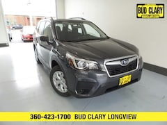 2020 Subaru Forester Base Model SUV For Sale in Longview | Bud Clary Subaru