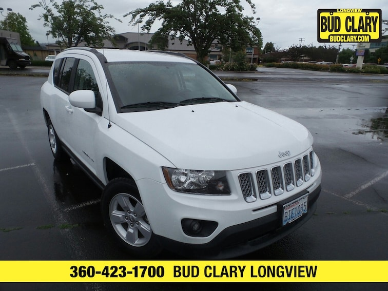 DYNAMIC_PREF_LABEL_AUTO_USED_DETAILS_INVENTORY_DETAIL1_ALTATTRIBUTEBEFORE 2016 Jeep Compass Latitude FWD SUV 1C4NJCEA6GD773788 in Longview, WA