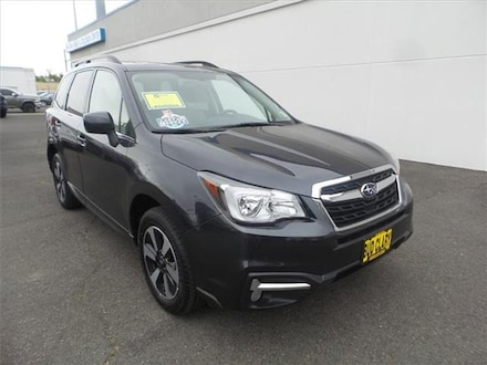 Featured Used 2018 Subaru Forester Limited 2.5i Limited CVT JF2SJALC3JH546748 for Sale near Kelso, WA